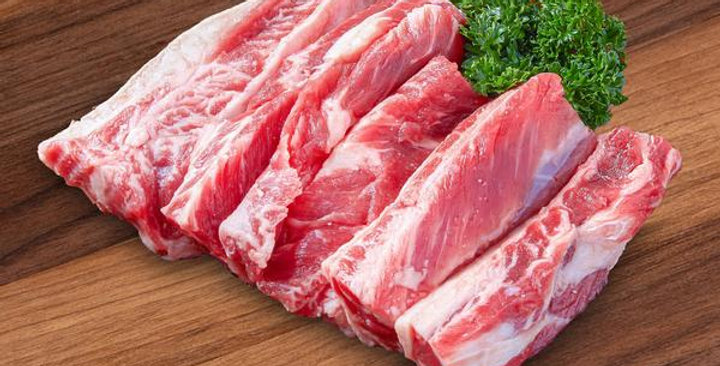 BE019. Grain Fed Beef Rib Finger (Product of Mexico) 墨西哥榖飼牛肋條
