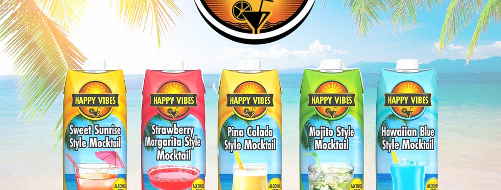 DRMOCKTAILMIX. Mix & Match 6 bottles of any Flavors (Non-Alcoholic)