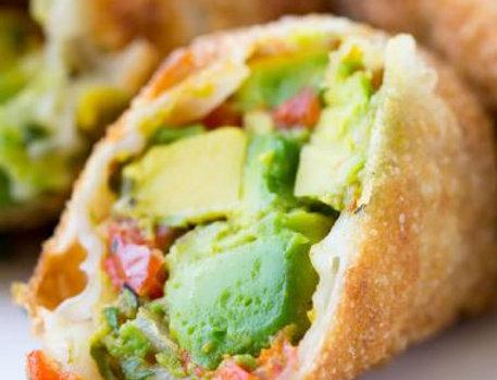 MFF009. Avocado Tacolocco 西班牙牛油果炸小卷