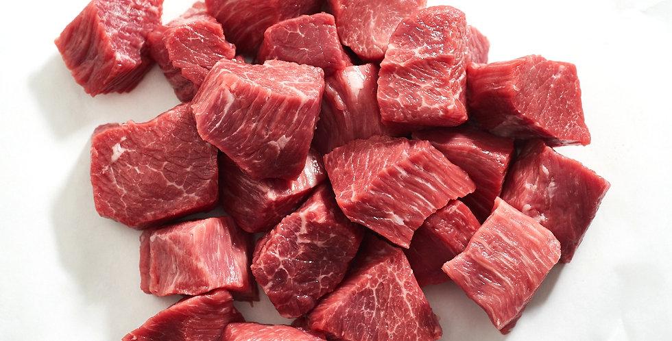 LA001. Frozen Lamb Cubes Boneless 澳洲急凍無骨羊肉丁