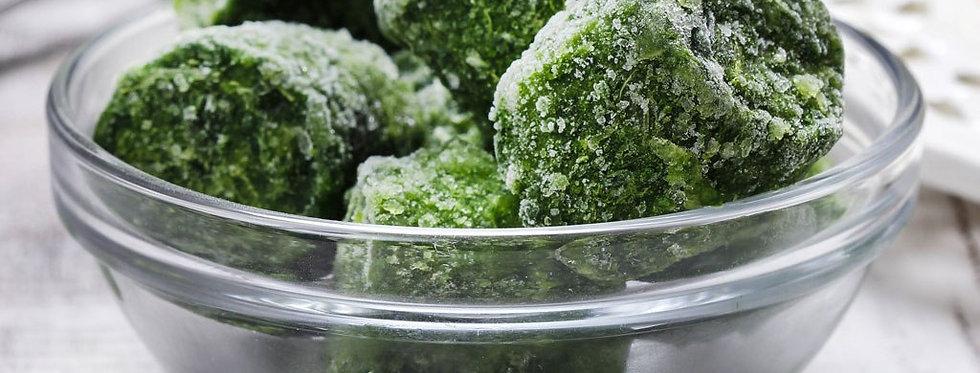 FSPI001. Frozen Spinach (Cubes)