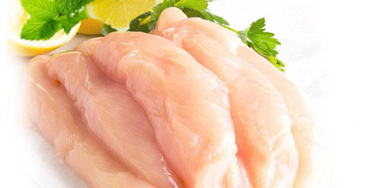CH016. Fresh Frozen Chicken Tenderloin(Non GMO / Non Injected) 泰國急凍優質嫩雞胸