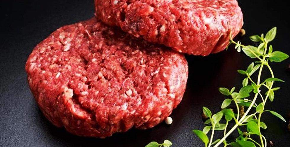 BU006. Homestyle Angus Beef Burger (150g) 澳洲草飼黑安格斯牛漢堡 (無激數 手製)