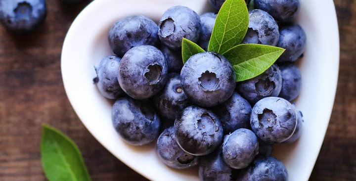 FR002. Frozen Blueberries 空運急凍藍莓