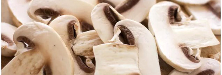 FM002. Frozen Mushroom Slices 比利時急凍白磨菇切片