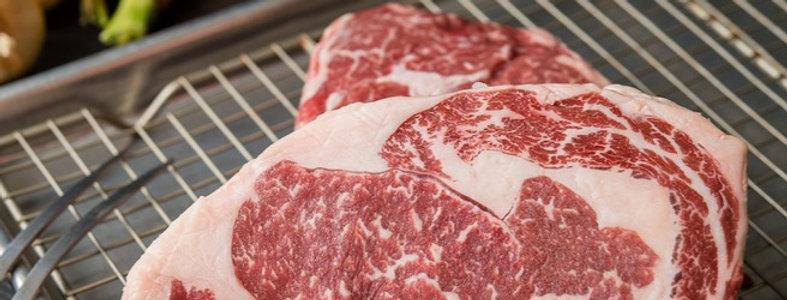 BE020. Grain Fed Ribeye Steak (Product of Mexico) 墨西哥榖飼牛肉眼扒