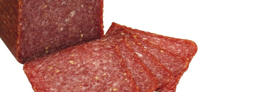 CC009. Cooked Beef Salami Slices 荷蘭熟牛肉薩拉米腸切片