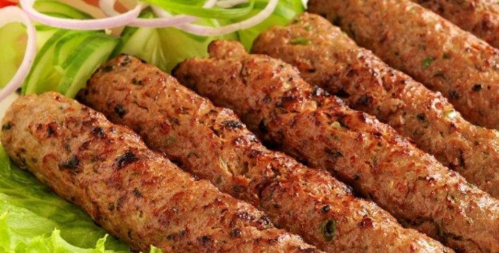 SK003. Lamb Shish Kebab (Cooked) 英國烤箱板羊肉串