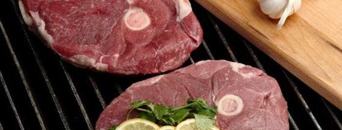 LA008. Fresh Frozen Prime Lamb Leg Steak (Grass Fed) 澳洲急凍優質草飼