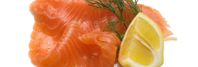 FS017. Smoked Salmon Slices (Deboned) 挪威三文魚片裝(100克)