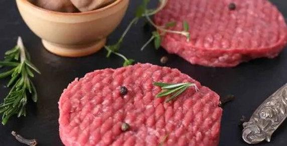 BU007. Organic Beef Burger (150g) 澳洲草飼有機純天然牛漢堡 (無激素)