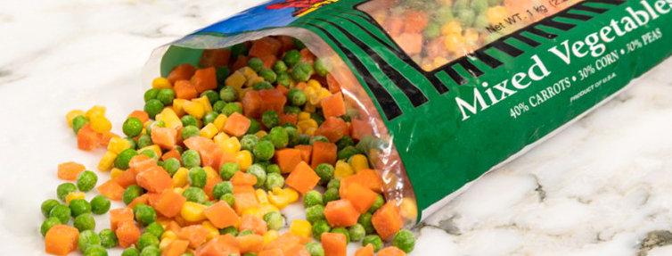 FMV004. Frozen Mixed Vegetables 美國Ligo 急凍雜菜