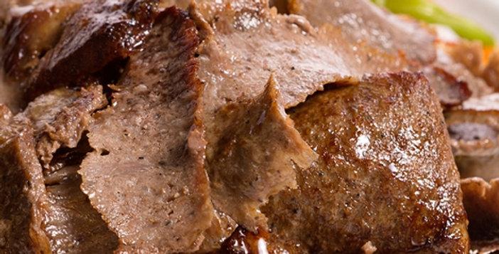DK008. Beef  Kebab Thin Slices  (Cooked) 旋轉串燒牛肉