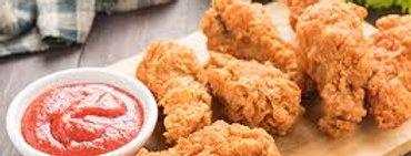 SFC004. Southern Fried Chicken Buffalo Wings (Spicy) 韓國炸水牛城雞翼 (辣味)
