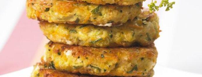 BU003.5. Veggie Patties 比利時素菜薯餅