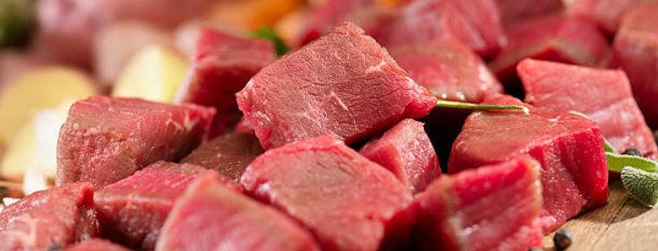 BE017. Fresh Frozen Beef Brisket Cubes 美國 急凍 牛腩粒