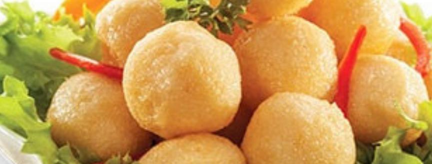 DS019. Fried Fish Ball 炸大粒魚蛋