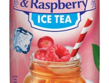 DR013. Cranberry & Raspberry Ice Tea Drink