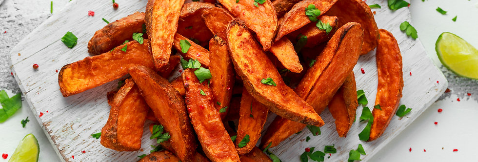 FF011. Premium Sweet Potato Fries (Product of USA)美國頂級炸番薯條