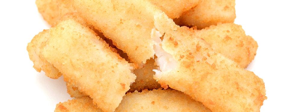MFF014. Breaded Hake Sticks 西班牙酥炸白鱈魚手指
