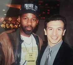 TBT_ Promoter Tyrone Williamson in Vegas