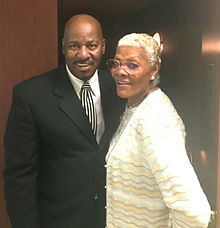 Ty and Dionne Warwick