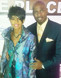 Ty and Melba Moore