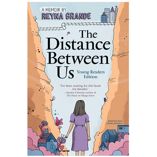 The Distance Between Us - Young Readers Edition