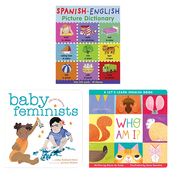 Baby Board Books #5
