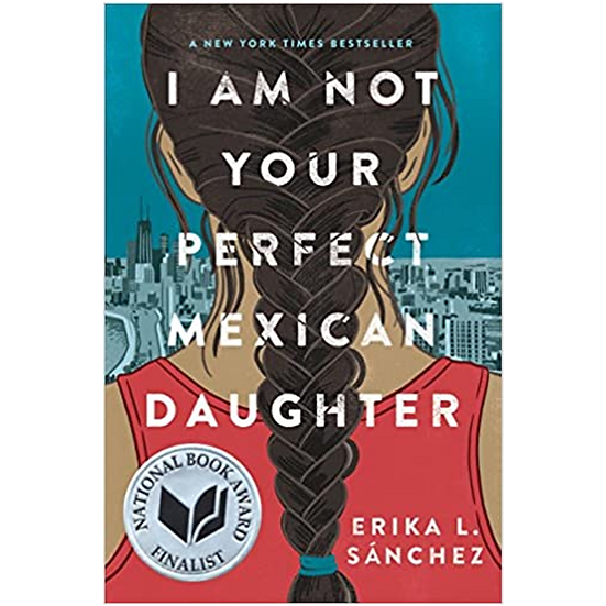 I Am Not Your Perfect Mexican Daugher