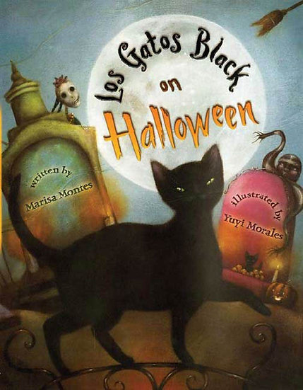 Los Gatos Black en Halloween