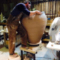 Frank Vickery Pottery