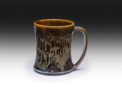 Black Tall Mug