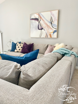 High Point Room Refresh Project - Living Roo