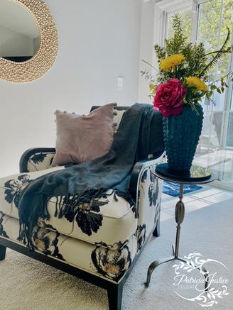 Room Refresh living room chair