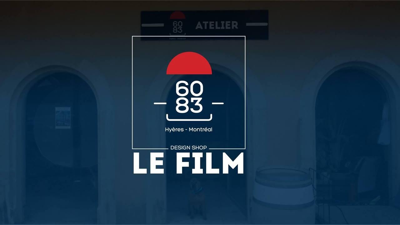 6083 Design Shop : Le Film