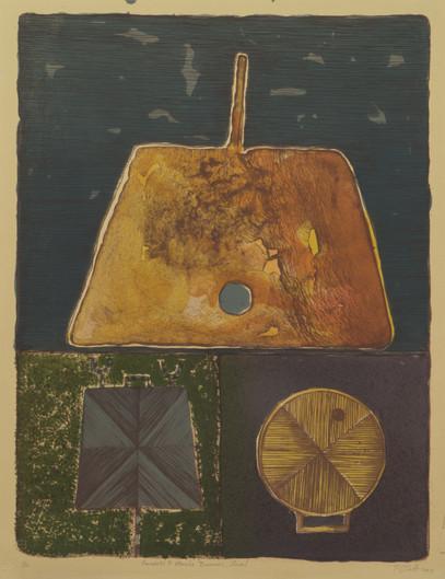 Les Amulets à Musée: Banner Anvil