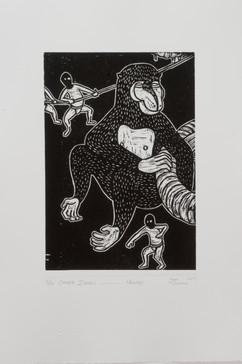 十二生肖-猴
