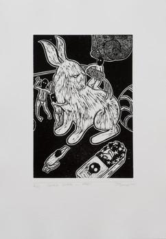 十二生肖-兔