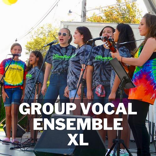 New! Group Vocal Ensemble XL (Summer-Winter)