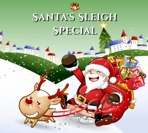 Learn To Play Package - Santa's Sleigh Special