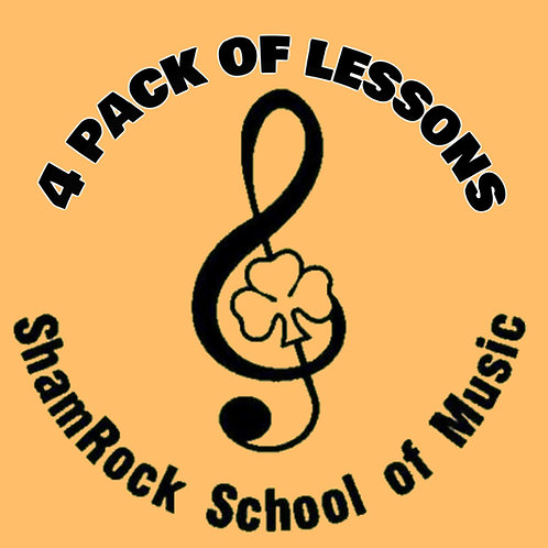 4-Pack of Lessons