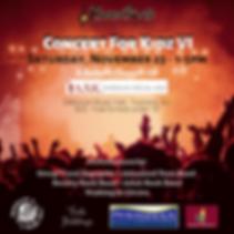 Concert For Kidz VI flyer.png