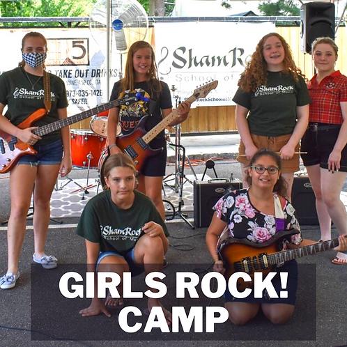 Girls Rock! Summer Camp