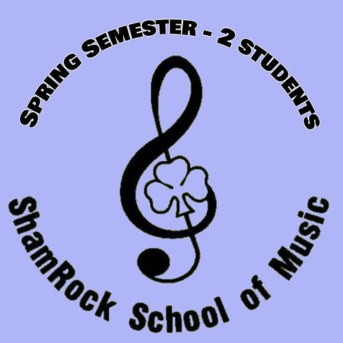 Spring Lessons Full Semester - 2 Students