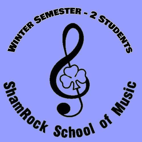 Winter Lessons Full Semester - 2 Students