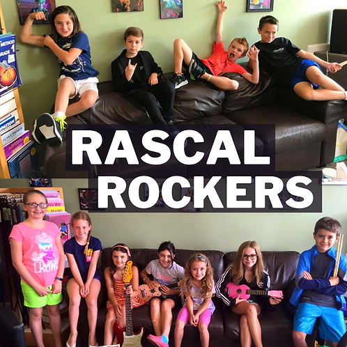 Rascal Rockers Summer Camp