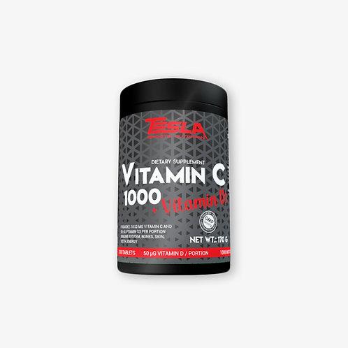 VITAMIN C & D3