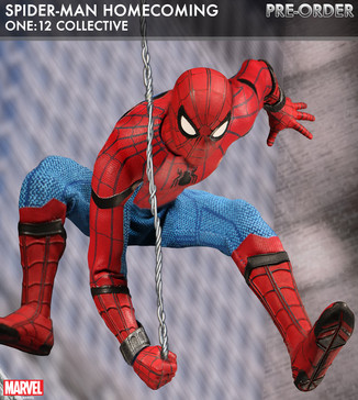 The One:12 Collective Spider-Man Homecoming