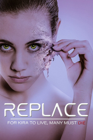 REPLACE Starring horror icon Barbara Crampton On DVD and Demand this October